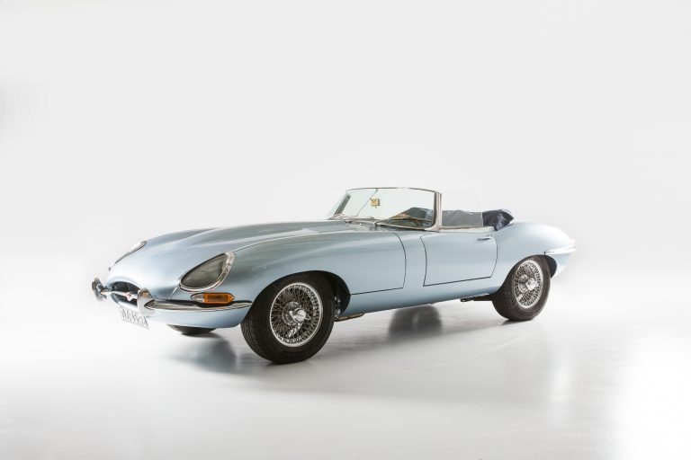 Jaguar E-Type 3.8 Roadster 'Flat Floor'