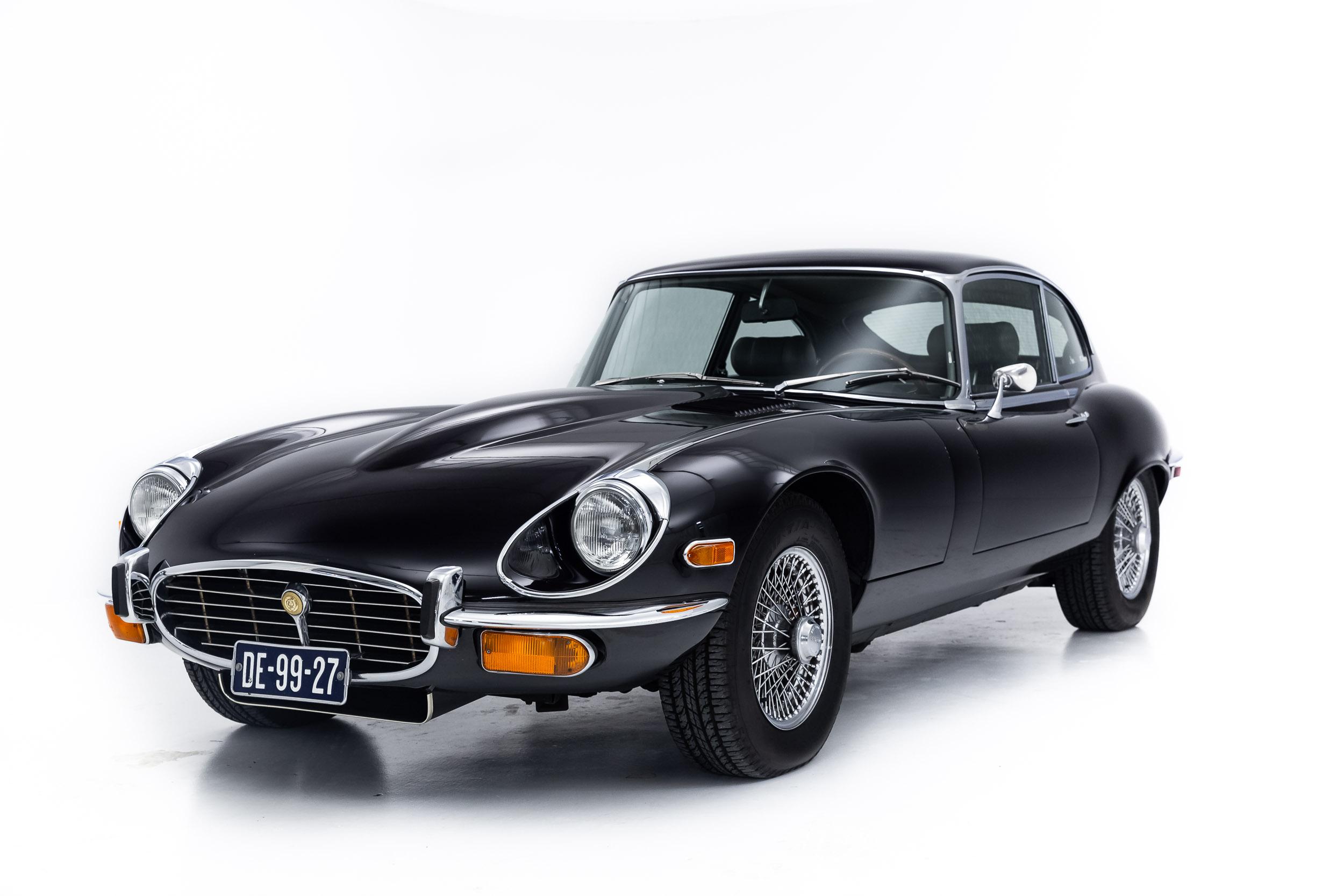 Jaguar E-Type S3 V12