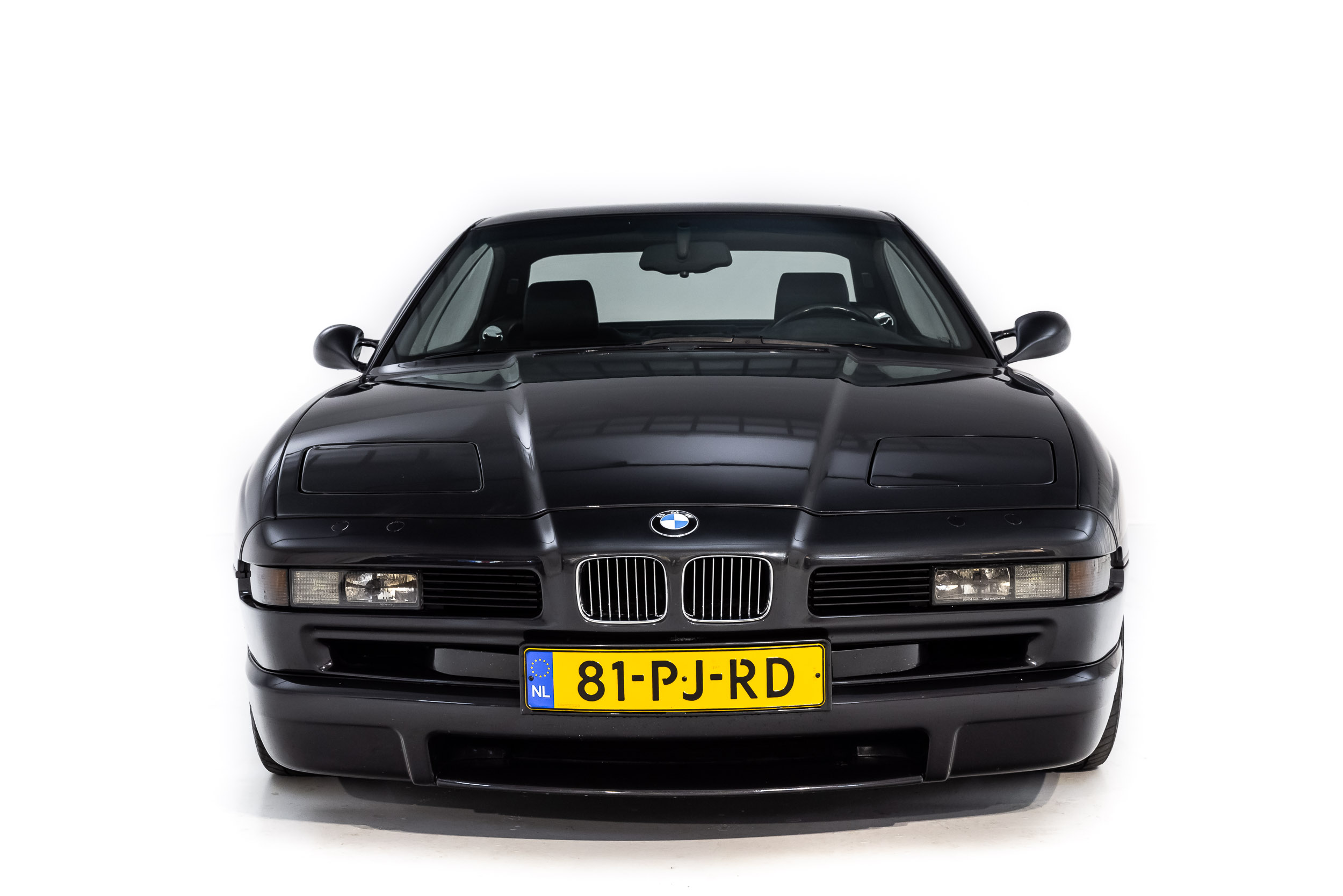Read more about the article 1994 BMW 850CSi
