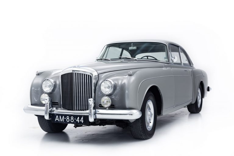 1959 Bentley S2 Continental H.J. Mulliner
