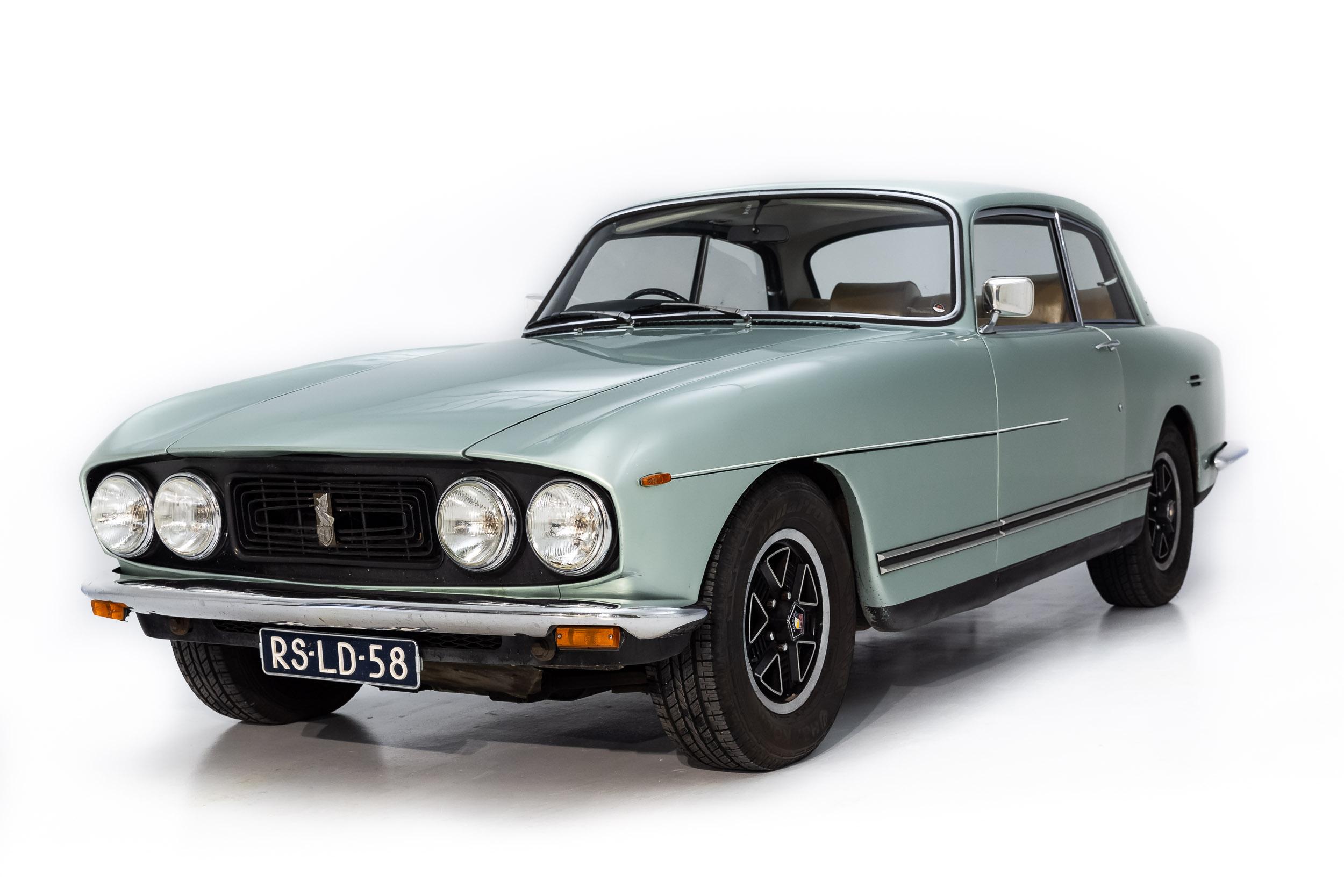 1976 Bristol 411 S5