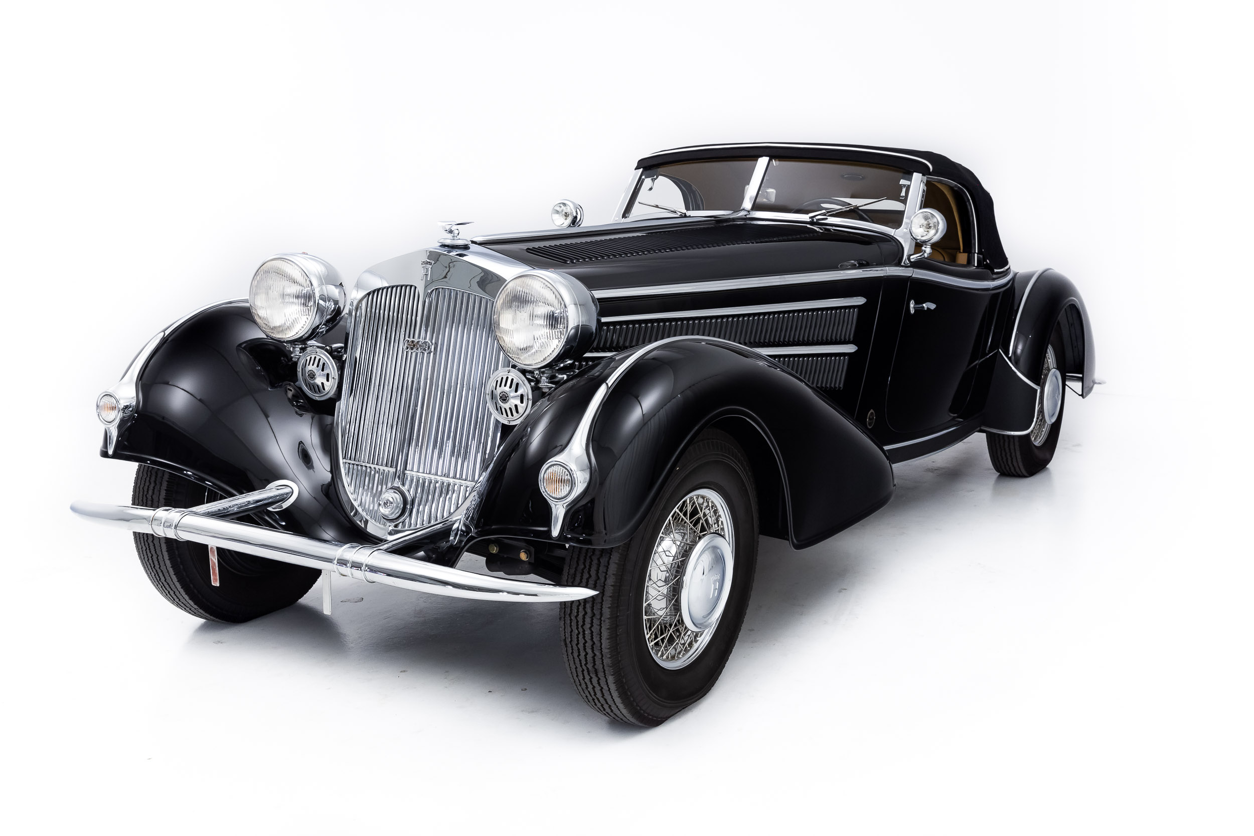 Horch 855 Spezial Roadster Reconstruction