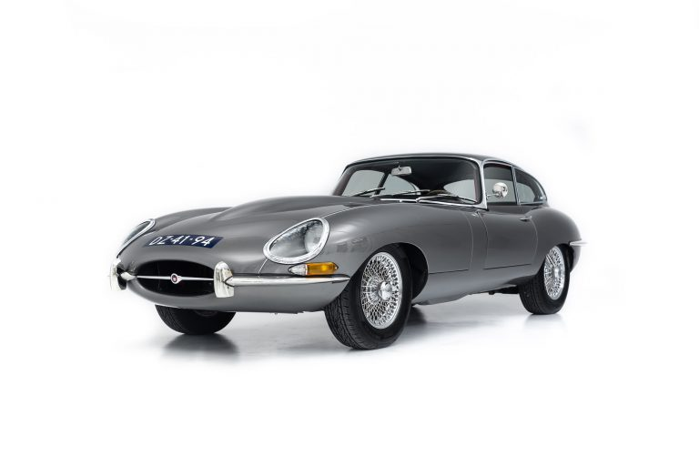 Jaguar E-Type S1 3.8 FHC