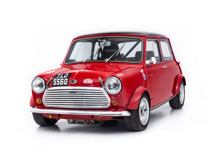 1969 MkII Austin Mini Cooper 'S' Works
