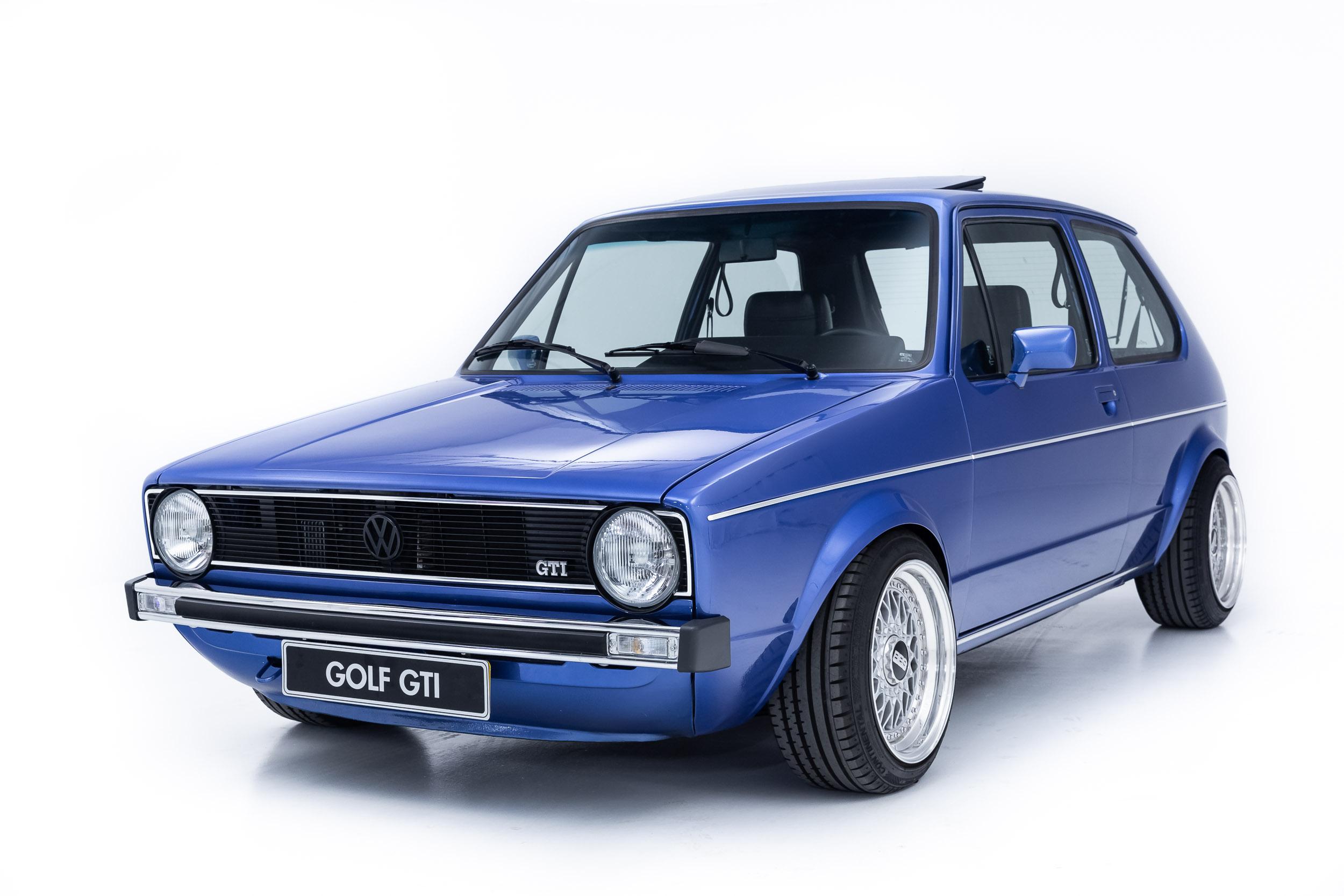 1983 Mk1 Golf GTI 1.8