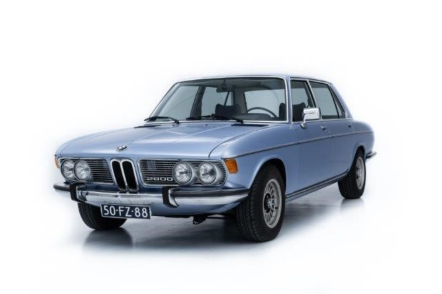 1975 BMW 2800L