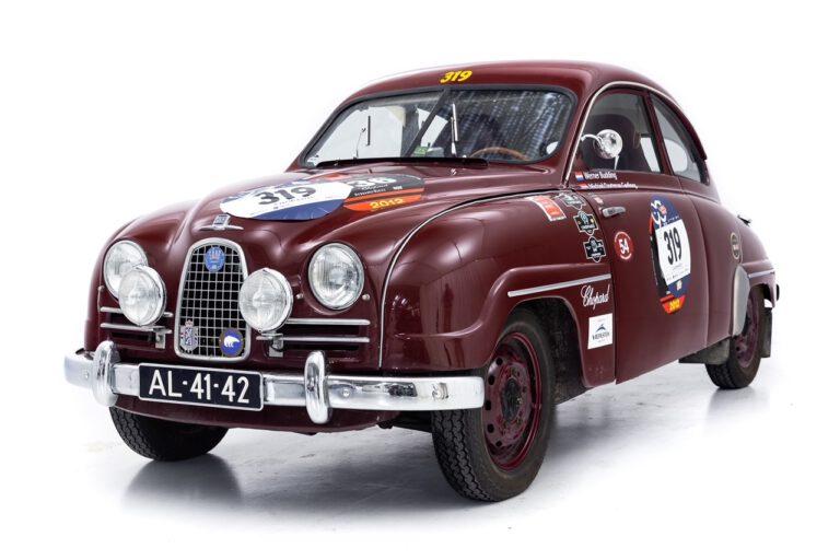 1956 Saab 93 A
