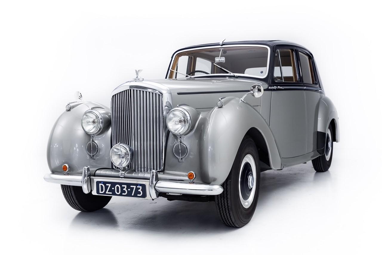1953 Bentley MK6