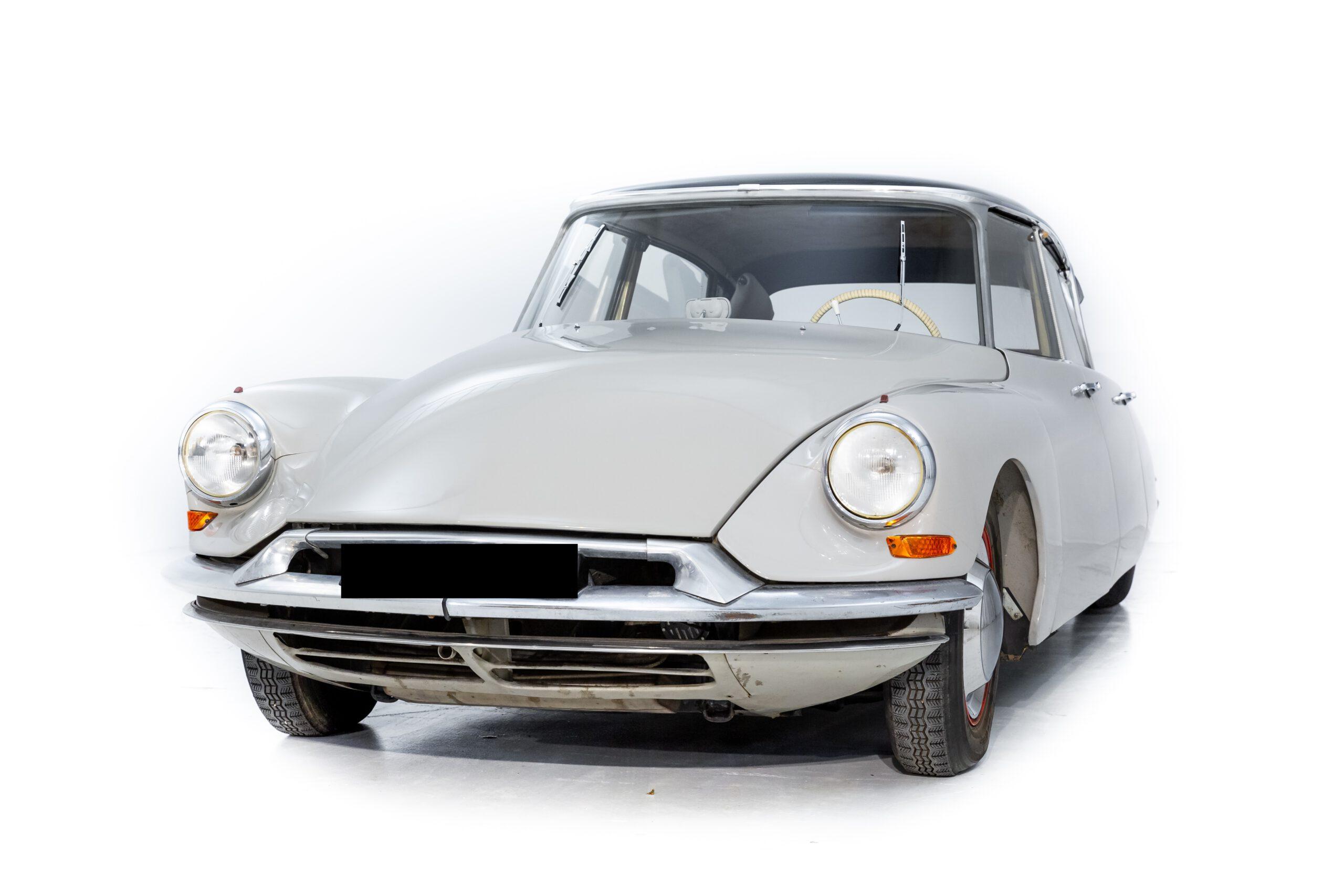 1957 Citroën DS19 Mille Miglia