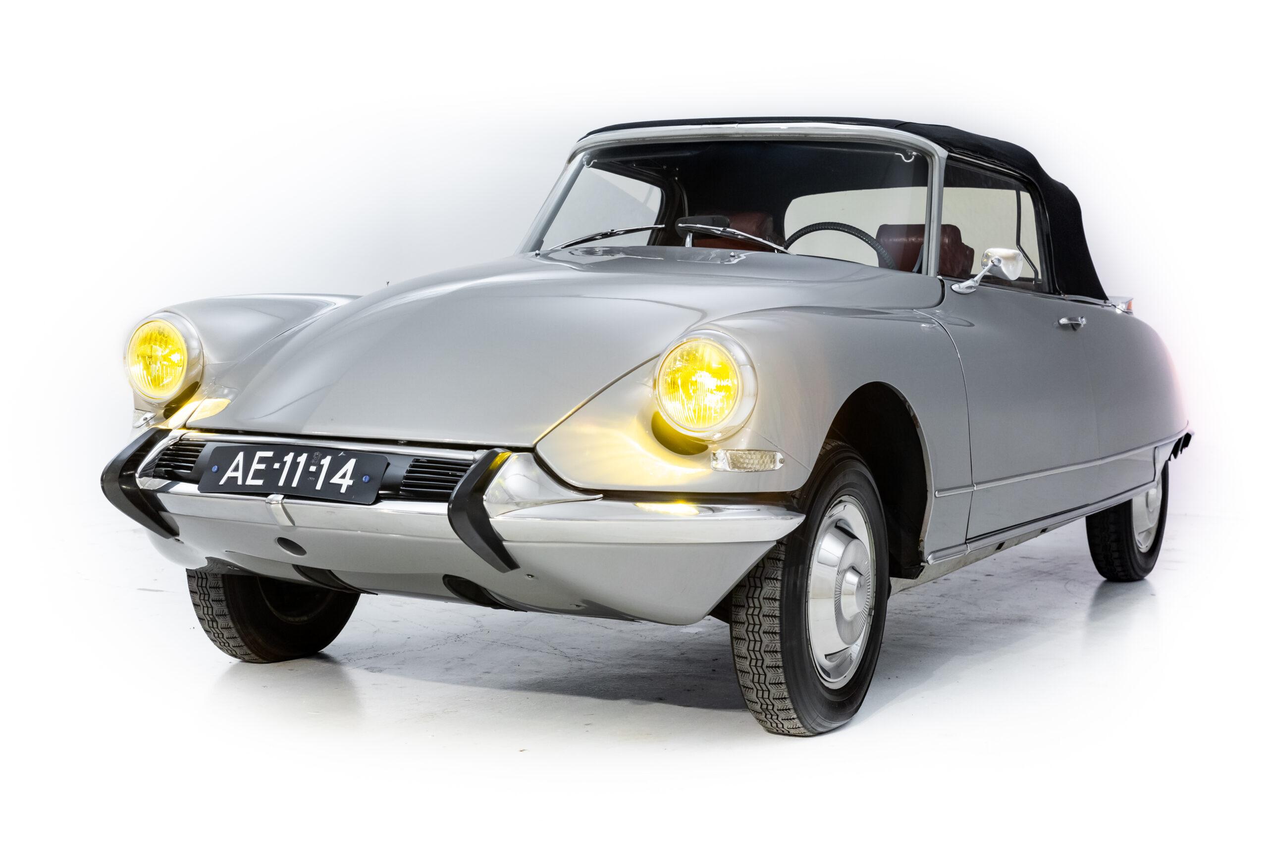 1963 Citroën DS19 'Usine' Cabriolet