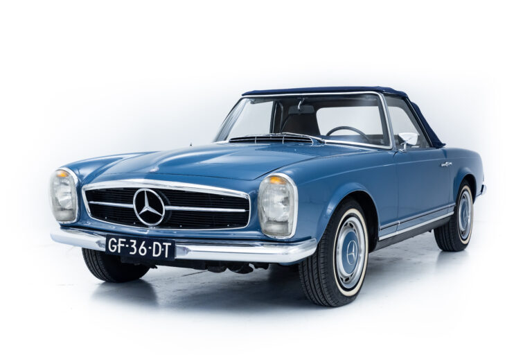 Read more about the article 1969 Mercedes 280 SL