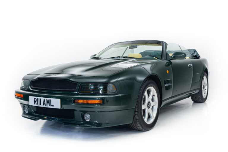 1999 Aston Martin V8 Volante