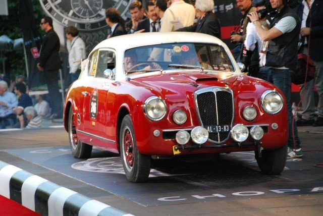 Read more about the article 1953 Lancia B 20 gt series 3 – 5x Mille Miglia