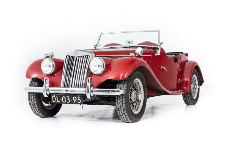Read more about the article 1954 MG TF Roadstar