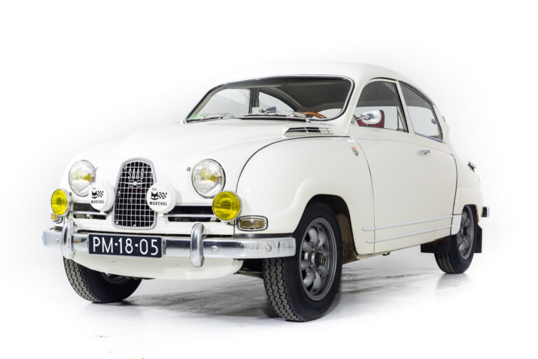 Read more about the article 1962 Saab 96 De Luxe